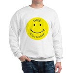 Smile If You are Gay (Smiley Face) Sweatshirt