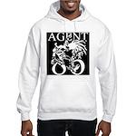 Agent 86 Seattle Hooded Sweatshirt