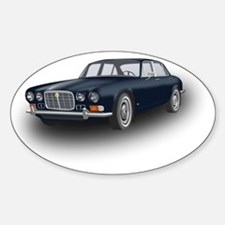 Jaguar XJ6 Decal