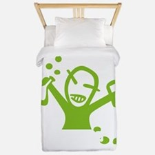 Stand back! Twin Duvet
