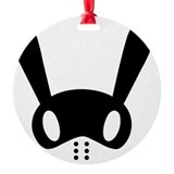 Bap Round Ornament