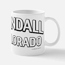 Randall Colorado Mug