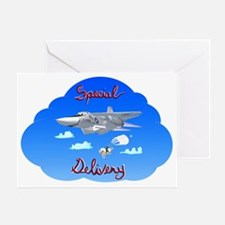 FB-111A - Special Delivery Greeting Card
