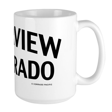 Riverview Colorado Large Mug