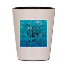 Octopus Shot Glass