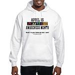 Autism Month Hooded Sweatshirt
