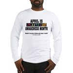 Autism Month Long Sleeve T-Shirt