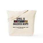 Autism Month Tote Bag