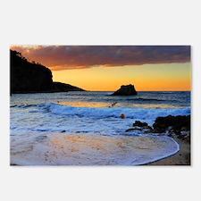 Mediterranean Sunset Postcards (Package of 8)