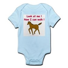 Baby Can Walk Infant Bodysuit