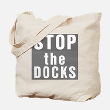 BW Docks Tote Bag