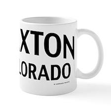 Saxton Colorado Mug