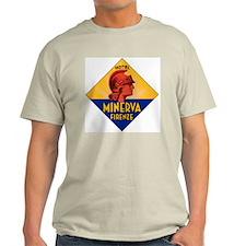 Hotel Minerva Natural T-Shirt