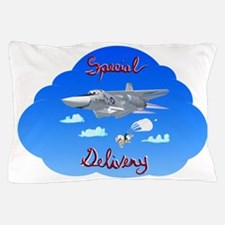 FB-111A - Special Delivery Pillow Case