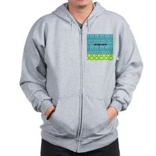 Cardiac Nurse all over 3 Zip Hoodie