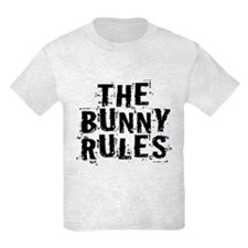 Easter Bunny Grunge T-Shirt