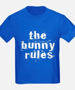 Easter Bunny Grunge T