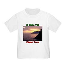 la dolce vita Cinque Terre It T