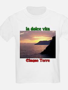 la dolce vita Cinque Terre It T-Shirt