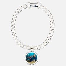 Mermaid and Dolphin Bracelet