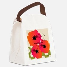 Retired Librarian Canvas Lunch Bag