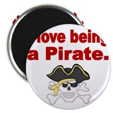 I love being a Pirate Magnet
