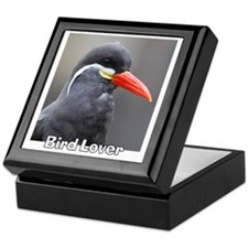 Bird Lover Inca Tern T-Shirt Keepsake Box
