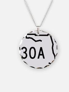 30A Florida Coast Necklace