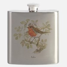 Robin Peter Bere Design Flask