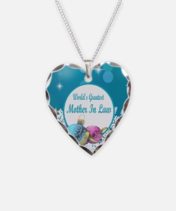 Worlds Greatest Mother In Law Necklace