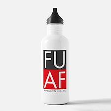 FU AF Wide Water Bottle