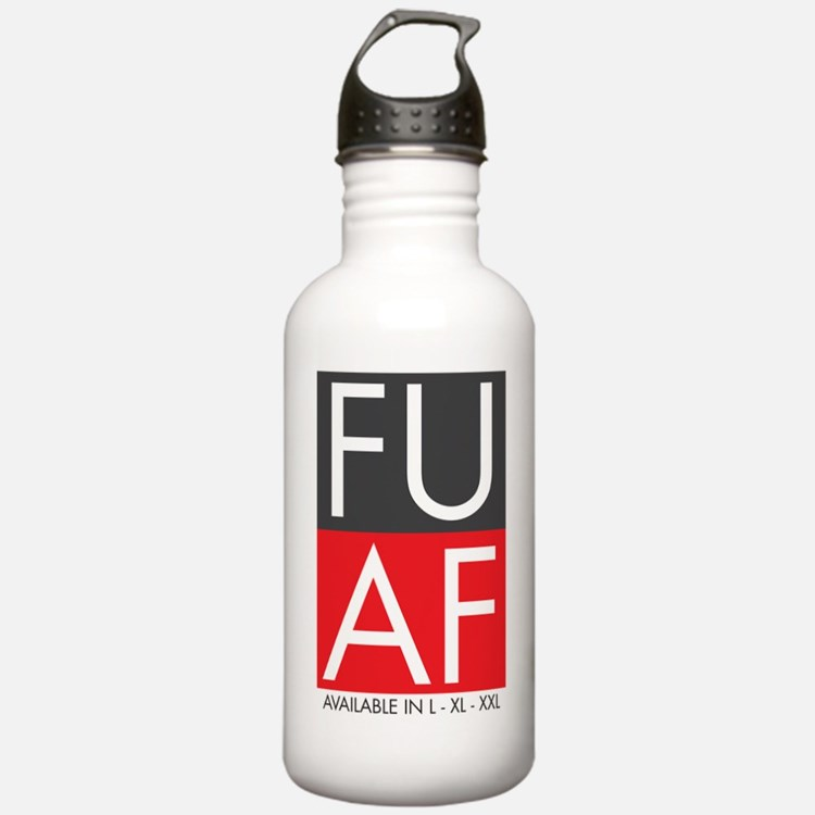 FU AF Wide Water Bottle