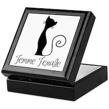 Femme Ferale Keepsake Box