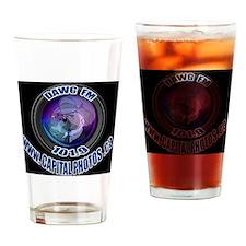 logo dawg Drinking Glass