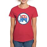 Anti GOP Women's T-Shirt (Dark)