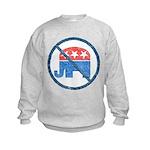 Anti GOP Kids Sweatshirt