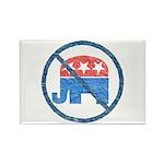 Anti GOP Rectangle Magnets (100 pk)
