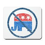 Anti GOP Mousepad