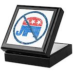 Anti GOP Keepsake Box