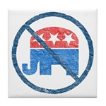 Anti GOP Tile Drink Coaster