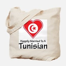 Happily Married Tunisian Tote Bag