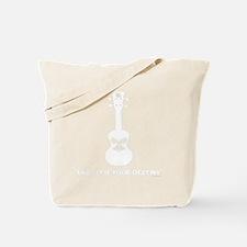 Uke Destiny Tote Bag