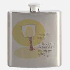 On Curiosity Flask