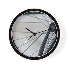 wheel love Wall Clock