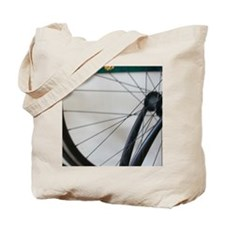wheel love Tote Bag