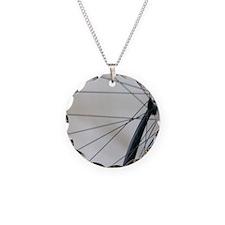 wheel love Necklace