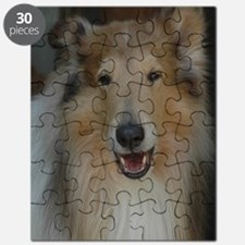 """""""Who  Is  Lassie?  Do  I  Look  Like  Her""""? Puzzle"""