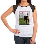 Support HR 503 Women's Cap SLeeve T-Shirt