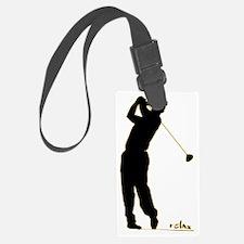 Golf Luggage Tag