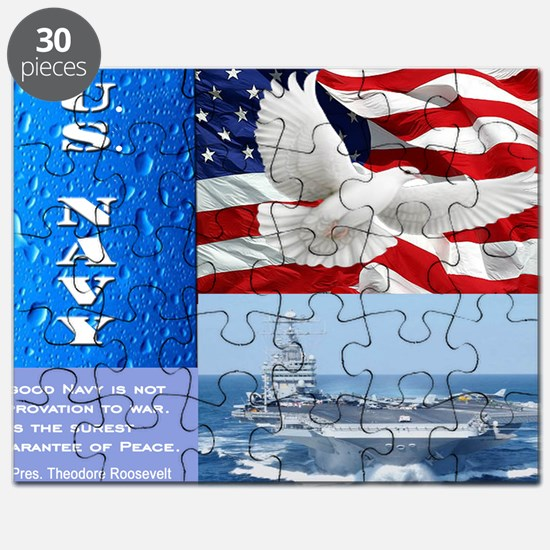 U.S. Navy Puzzle